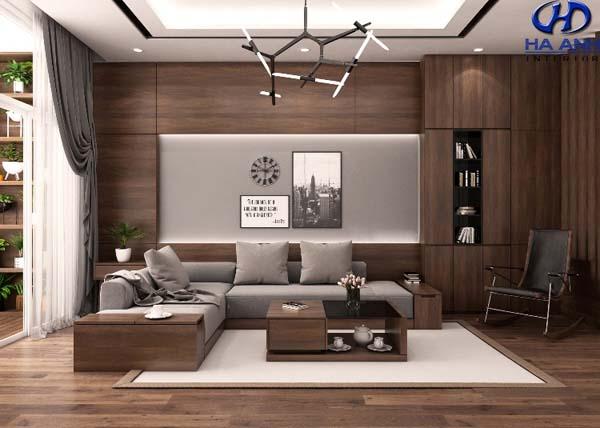 Nội thất gỗ óc chó - Bí quyết làm đẹp cho ngôi nhà bạn