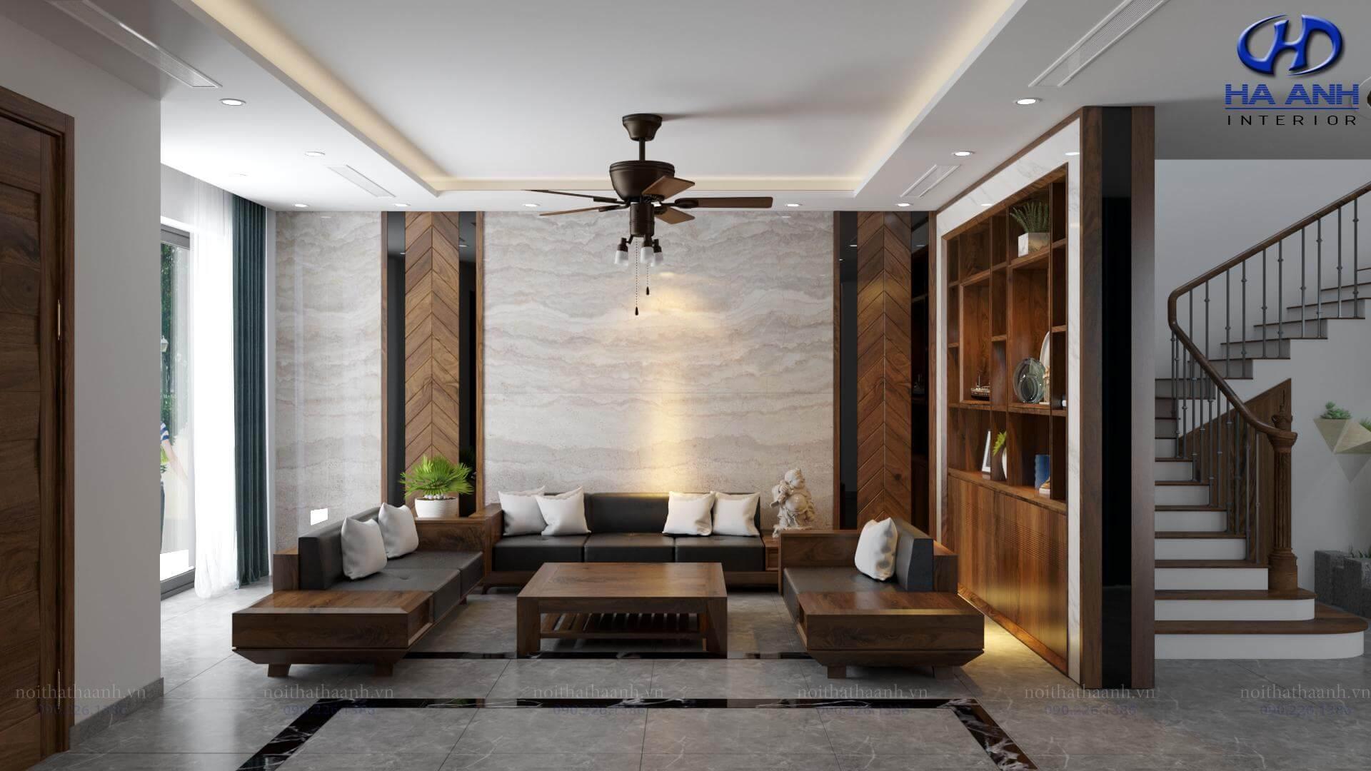 Mua sofa gỗ óc chó đẹp và chất lượng nhất Hà Nội ở đâu?