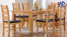 Bàn ghế ăn HA-30615