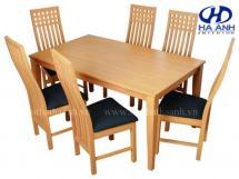 Bàn ghế ăn HA-30617