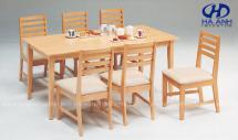 Bàn ghế ăn HA-30620