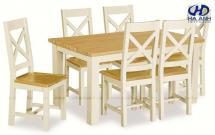 Bàn ghế ăn HA-30623