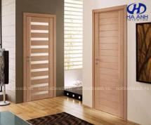 Cửa gỗ laminate HA-10217