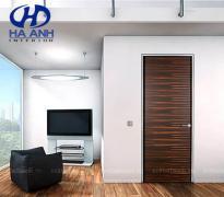 Cửa gỗ laminate HA-10218