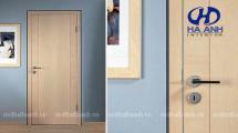 Cửa gỗ laminate HA-10237