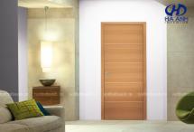 Cửa gỗ veneer HA-10124