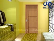 Cửa gỗ veneer HA-10125