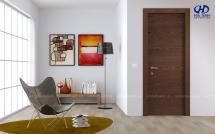 Cửa gỗ veneer HA-10127