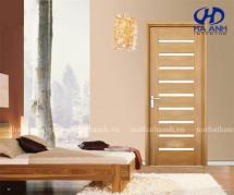Cửa gỗ veneer HA-10132