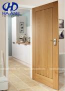Cửa gỗ veneer HA-10134