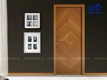 Cửa gỗ veneer HA-10135