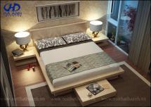Phòng ngủ Bố Mẹ HA-40266