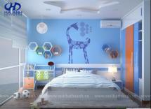 Phòng ngủ trẻ em HA-40326