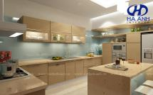 Tủ bếp MFC HA-30317