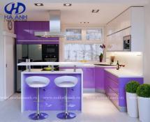 Tủ bếp công nghiêp HA-30122