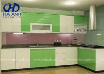 Tủ bếp công nghiêp HA-30124