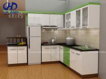 Tủ bếp công nghiệp HA-30128