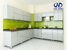 Tủ bếp công nghiệp HA-30130