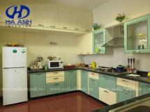 Tủ bếp công nghiêp HA-30136
