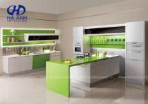 Tủ bếp công nghiệp HA-30138