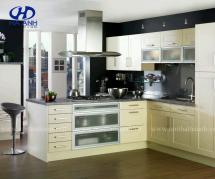 Tủ bếp gỗ công nghiệp HA-30117