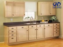 Tủ bếp gỗ công nghiệp HA-30120