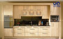 Tủ bếp gỗ công nghiệp HA-30121