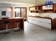 Tủ bếp gỗ tự nhiên HA-30524