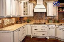 Tủ bếp gỗ tự nhiên HA-30526