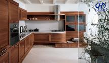 Tủ bếp gỗ tự nhiên HA-30530