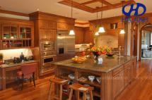 Tủ bếp gỗ tự nhiên HA-30533