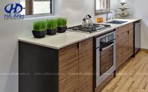 Tủ bếp gỗ tự nhiên HA-30537