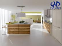 Tủ bếp laminate HA-30426