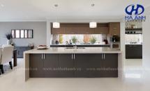 Tủ bếp laminate HA-30427
