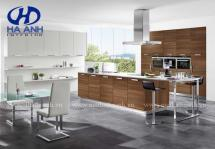 Tủ bếp laminate HA-30429