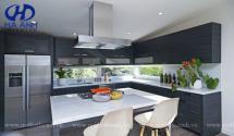 Tủ bếp laminate HA-30431