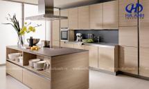 Tủ bếp laminate HA-30432