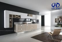 Tủ bếp laminate HA-30433