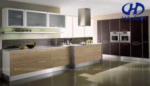 Tủ bếp laminate HA-30440