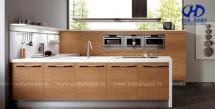 Tủ bếp laminate HA-30442