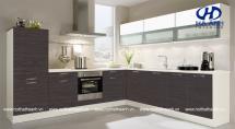 Tủ bếp laminate HA-30444