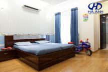 Phòng ngủ gỗ tự nhiên óc chó HAT-0213