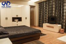 Phòng ngủ veneer óc chó HAV-0217