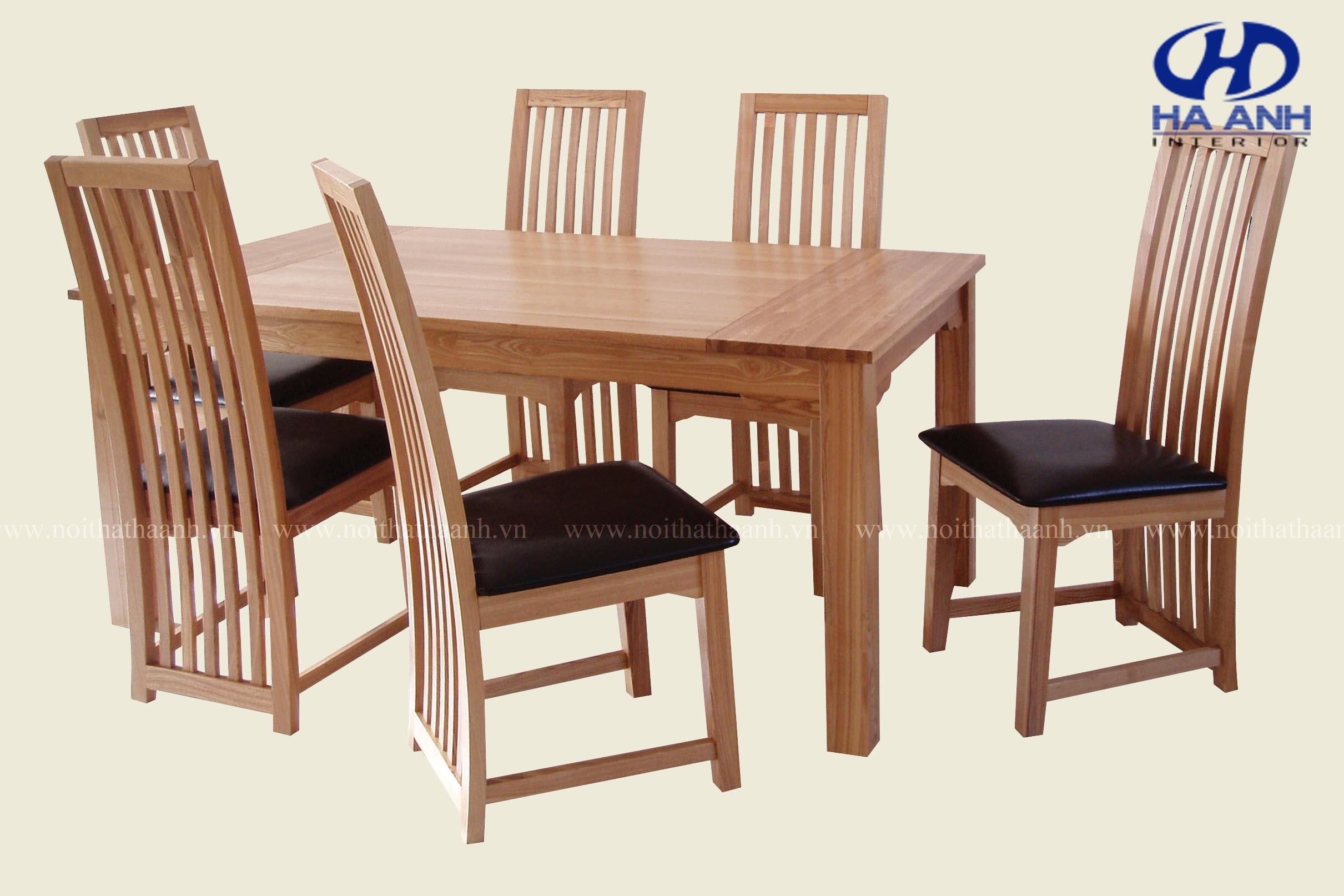Bàn ghế ăn HA-30619