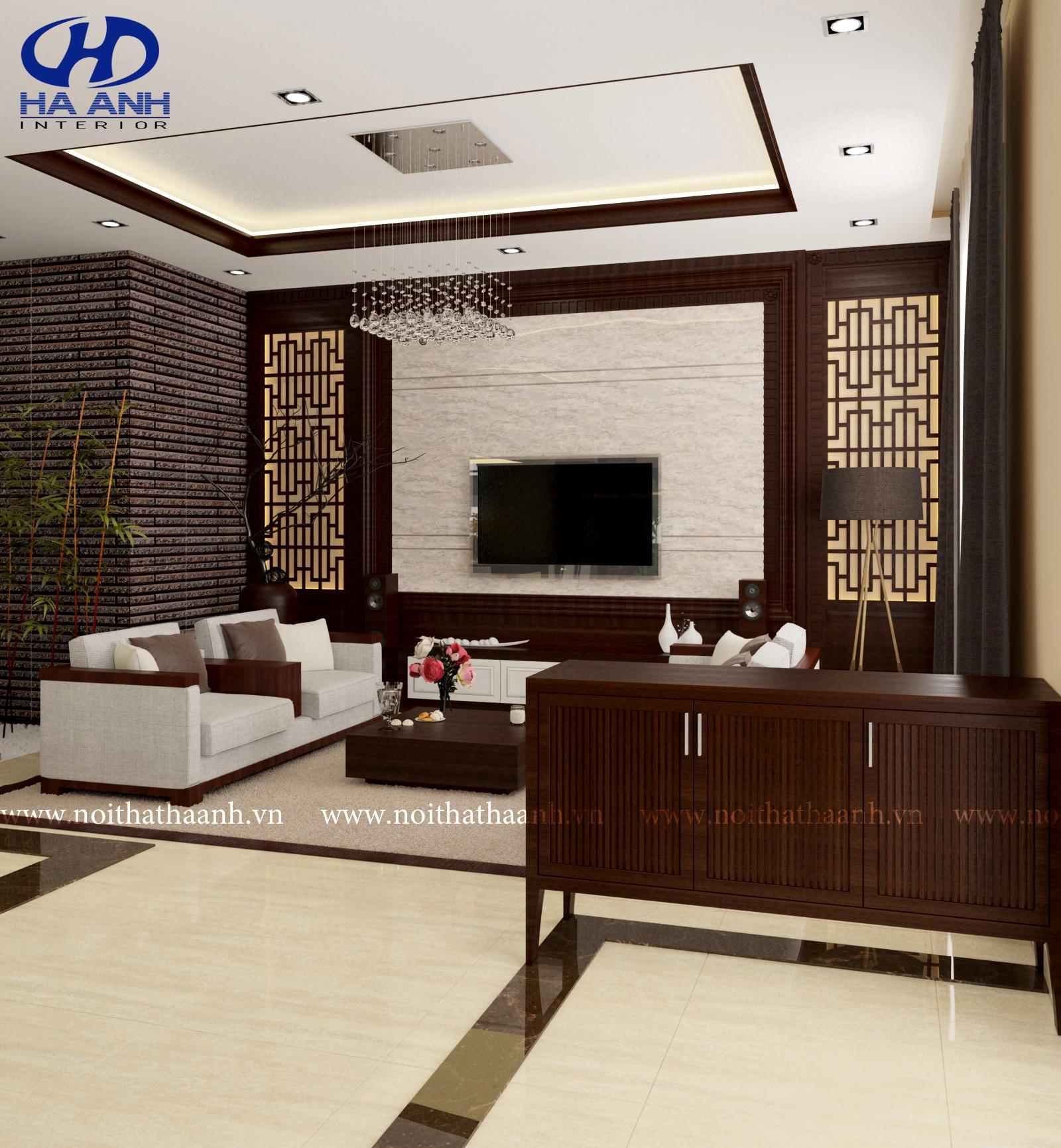 Nội thất phòng khách nét đặc trưng cho tính cách mỗi người
