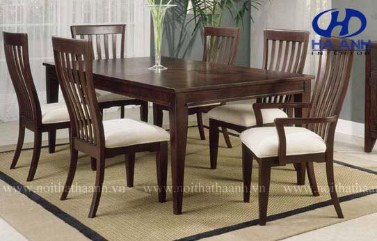 Bàn ghế ăn HA-30613-1