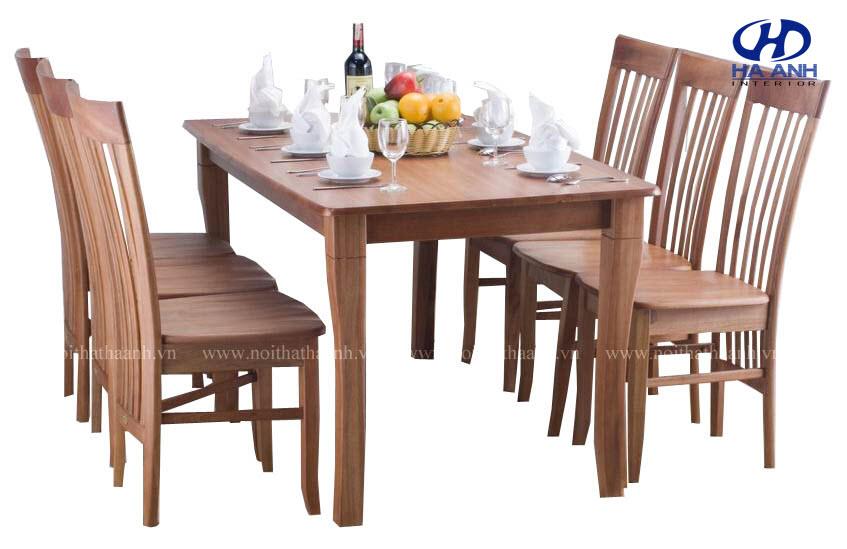 Bàn ghế ăn HA-30616-1