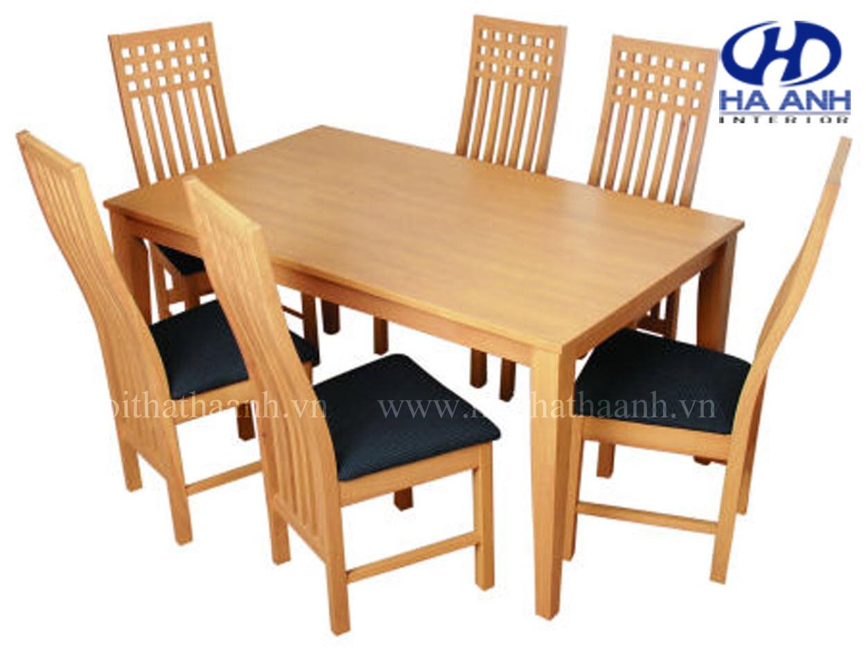 Bàn ghế ăn HA-30617-1