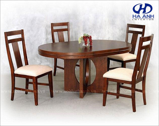 Bàn ghế ăn HA-30618-1