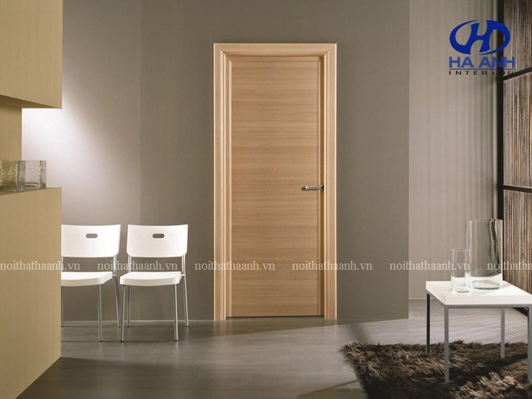 Cửa gỗ laminate HA-10219-1